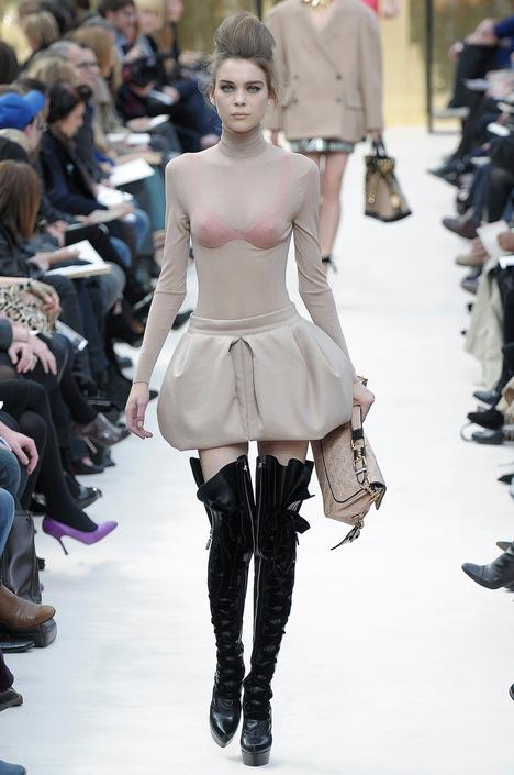 Fashion Week Paris Erste