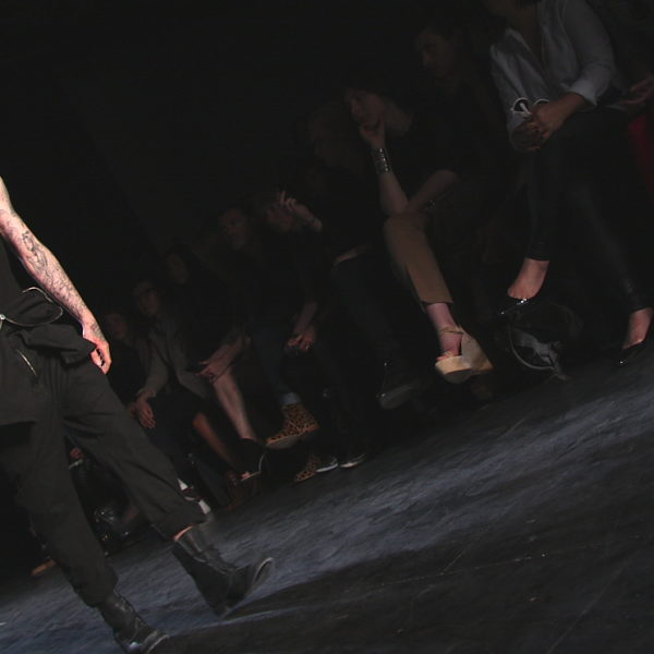 Stillife: Tattoos auf dem Catwalk