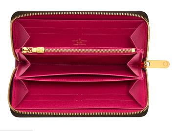 Louis Vuitton Portemonnaie Pink