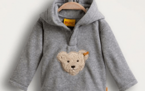 Babyoffice goes shopping: Steiff-Fleece, der brummt