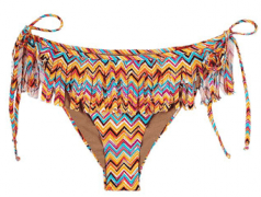 Fransen-Bikini
