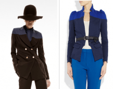 Rena Lange vs. Preen Modepilot