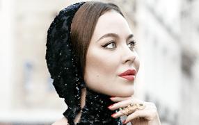 Ulyana Sergeenko - ein Name zum Merken