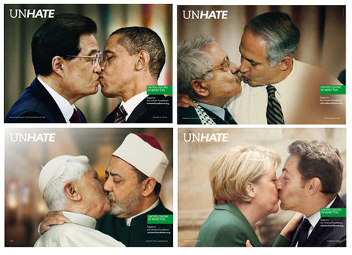 an analysis of united colours of benetton toscanis advertising campaigns What is benetton shock advertising the company place their slogan and firm name united colors of benetton on the use such graphic advertising campaigns.