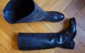 La bota, der Stiefel