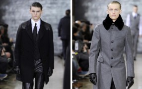 Paris: Yves Saint Laurent Fall/Winter 2012