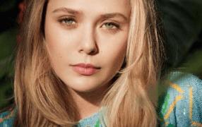 Elizabeth Olsen für Asos