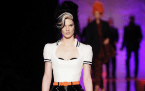 Gaultier Haute Couture: Amy Winehouse
