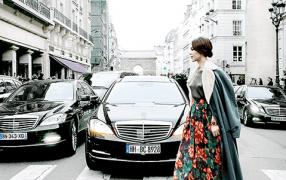 Streetstyle vor Gaultier Haute Couture