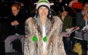 Annette Weber represents