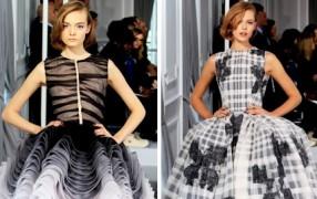 Dior Haute Couture: auf Nummer sicher