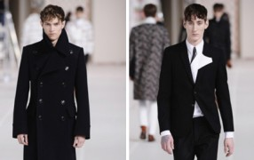 Paris: Dries van Noten Fall/Winter 2012