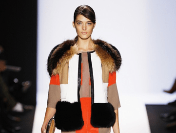BCBG Max Azria fall winter 2012 Modepilot
