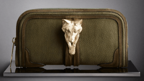 Burberry fox clutch Modepilot