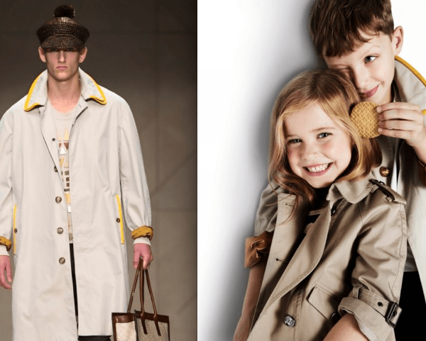 Burberry: Mini Me 2012