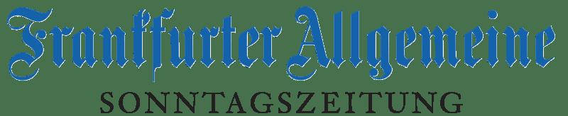 Frankfurter Allgemeine Sonntagszeitung Logo Modepilot