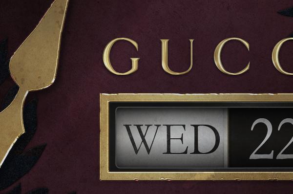 Gucci Livestream