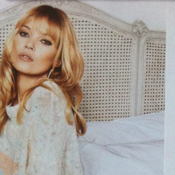 Kate Moss ist das neue Mango-Gesicht