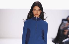 NY Fashionweek: Lacoste