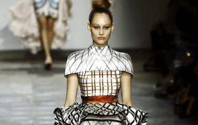 Mary Katrantzou: Winter 2012