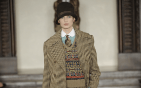Ralph Lauren: Winter 2012