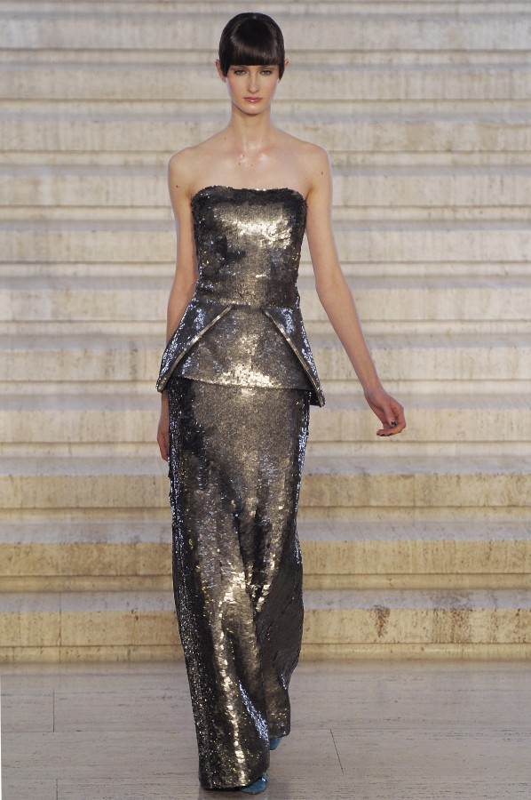 Antonio Berardi: Winter 2012