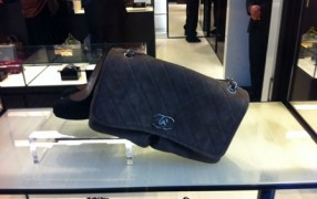 Chanel in Frankfurt - verkaufsverhindernd