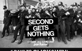 Parfum-Gewinnspiel: Klicken für Comme des Garçons 2