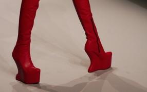 Schuhe bei Arzu Kaprol: Erinnert Ihr Euch?