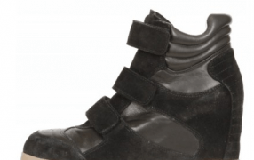 Es gibt kein Entkommen: Sneaker Wedges