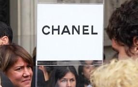 Warum ich heute morgen nicht bei Chanel war...