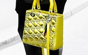 Streetstyle: die Anselm Reyle Dior Bag