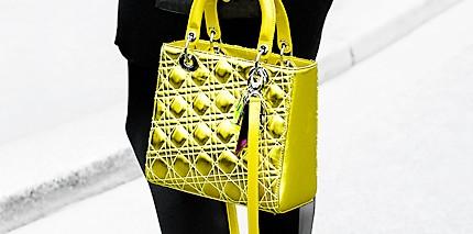 Christian Dior,PaP2012_13,Paris,Mars,streetstyle,detail,neon dior bag