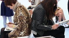 Fashionweek Impression: Vor der Chloé Show
