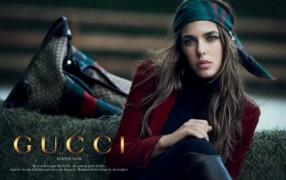 Charlotte Casiraghi ist Guccis neues Gesicht