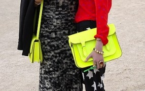 Streetstyle: Neon-Accessoires