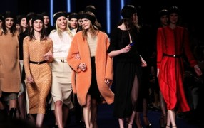 Paris: Sonia Rykiel schick in der Rykiel-DNA