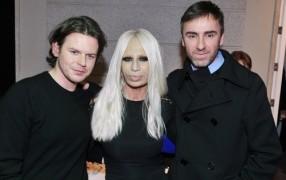 Gerücht des Tages: Raf Simons zu Versace?