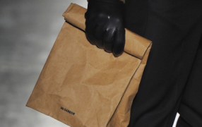 Jil Sander Paperbags