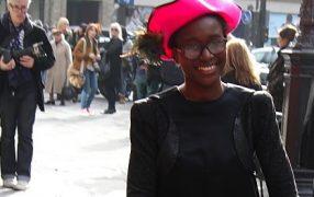Streetstyle: Aber bitte mit Hut!