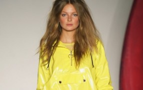 Mulberry hat den April-Wetter-Look