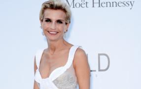Cannes adé, aber die Frau muss noch sein