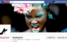 Modepilot-Facebook neu und anders