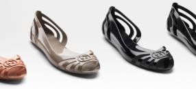 Öko-Kunststoffschuhe von Gucci