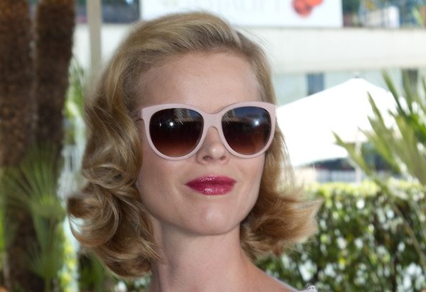 Eva Herzigova in Cannes