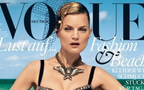 Vogue macht's wie Brigitte