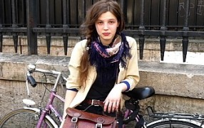 Streetstyle: Pariser Teenie-Style