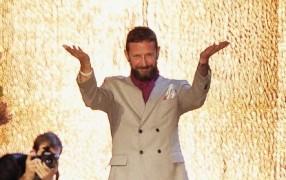 Stefano Pilati geht zu Armani