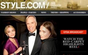 Die Fashion Oscars gehen an...