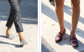 Umfrage: Sind Loafers die neue Ballerinas?